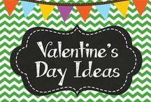 Valentines Day Ideas / by Jennifer