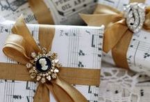 Gifties / by Nerissa Alford Designs