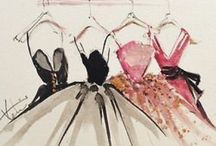 Illustrations / by Nerissa Alford Designs