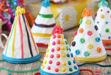 Fun Party Decor & Food / A collection of fun and unique Party Decor and Food- sure to make any special event memorable! #Party #Parties #DIY #PartyFood #PartyDecor #Decorations #Holidays #KidsParties #Birthdays