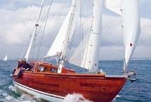 """Sail away, sail away, sail away!"" / by Maggie Cruz"