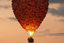 """""""99 Red Balloons"""" / by Maggie Cruz"""