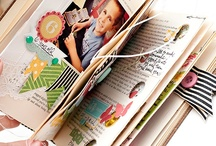 Paper Crafts / Mini albums and other fun papering ideas that aren't scrapbook pages or cards / by Angie Vallejo
