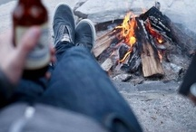 Bonfires and campfires / by Maggie Cruz