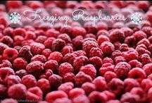 Food Preservation / Preserving food, cunning, freezing, storing, dehydrating and more.