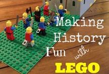 Lego Fun / Legos make everything fun!