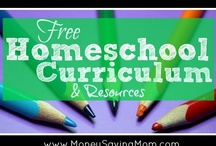 Homeschooling / General info; planning and curriculum ideas / by Angie Vallejo