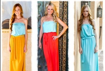 Spring 2013 - Women's Fashion / We've taken the resort look and added some sophistication to our designs.  Our cuts are carefully created to flatter and make that perfect fashion statement.  The colors we chose are happy and vibrant and complement each other beautifully