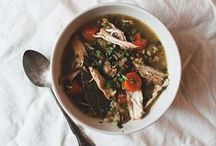 soups and stews. / by Nadya Moshofsky