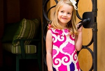 Spring 2013 - Children's Clothing / We've taken the resort look and added some sophistication to our designs. Our cuts are carefully created to flatter and make that perfect fashion statement. The colors we chose are happy and vibrant and complement each other beautifully.