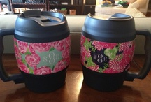 Bubba Kegs / Pick your print and text me your initials / by Sarah Gieseler