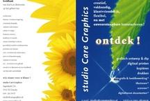graphic design - grafisch ontwerp & dtp - studio Care Graphics, Utrecht / grafisch ontwerp & dtp - studio Care Graphics, Utrecht