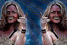 mirror / mirror - metaformose - fotobewerking - imaging - © fotografie, Charley van Doorn - studio Care Graphics, Utrecht