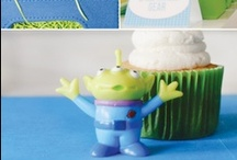 OhSoPrintable Party | Buzz Lightyear / by Jessica |OhSoPrintable|