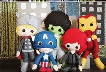 OhSoPrintable Party | Avengers Super Hero  / by Jessica |OhSoPrintable|