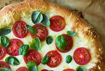 Pizza and pasta / The yummiest pasta and pizza recipes around!