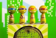 Party | Teenage Mutant Ninja Turtles Ideas (TMNT)