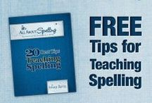 All About Spelling / Homeschool Curriculum