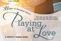 Playing at Love (Perfect Kisses series #1)