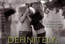 Definitely, Maybe in Love / From & inspired by the NA novel. Coming Oct 28th. You're welcome.