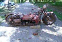 Rat Rods / by Cooter Brown
