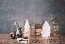 ▲ C H R I S T M A S / Decorations, ideas, recipes and interior lifestyle filtered by Eco friendly and Christmas eyes.