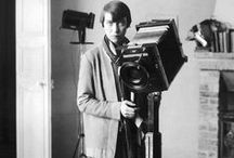 Berenice Abbott | masters of photography / Berenice Abbott (17-7-1898 – 9-12-1991), born Bernice Abbott, was an American photographer best known for her black-and-white photography of New York City architecture and urban design of the 1930s.