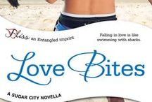 Love Bites (Shark Week novella) / Falling in love is like swimming with the sharks.