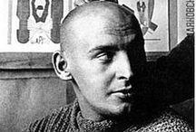 Alexander Rodchenko | masters of photography / Aleksander Mikhailovich Rodchenko (Sint-Petersburg 5-12-1891 –  Moskou 3-5-1956) was a Russian artist, sculptor, photographer and graphic designer.