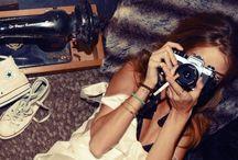Camera Girl / by Chihiro Nashihara