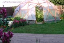 GeoDome Greenhouse / Geodesic Dome Greenhouse