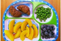 Kid's meals / An assortment of ideas for kids meals