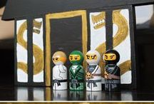 OhSoPrintable Party | Ninjago Party
