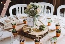 Table Names / Funny, sentimental, romantic or kooky — every bride and groom has a different idea of how they want to name their tables, and we know how to carry each theme off with style.