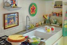Inspire my...Kitchen / by SallyJane