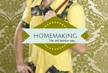 Homemaking / How to be a happy and hopeful homemaker! Here you will find tips on sewing, cooking, cleaning, decorating, family time and more!