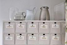 ▲ Organizing