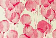 Color Stories :: Pinks / Blush, fuchsia, bubblegum... All the pinks all in one place. Visit createcolorstories.com for a color thersaurus and palettes that celebrates all the shades in pink. / by Cathe Huynh-Sison