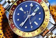 Vintage Rolex / Relógios Rolex vintage. Alguns dos que já tive e muitos dos que nunca terei!