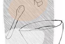 - MY WORK - / Dessins, peinture, encre, collages...