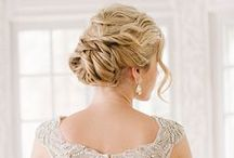 WEDDING HAIR + MAKEUP