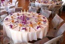 Mariage   Wedding / Les inspirations et articles pour votre décoration de mariage