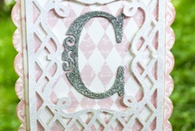 Cricut Pretty Pennants / This special cartridge includes layered pennants in five different styles and a variety of themes. Mix and match the layered pennants or customize the blank pennants with letters or other images for even more creative possibilities.  / by Melanie Lewis