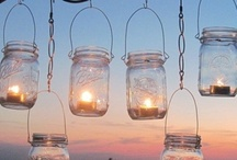 Jars....etc / by Rhonda Dowdy
