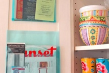 Clutter Busters / Organizational ideas and spaces! / by Rhonda Dowdy