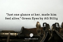 Green Eyes / Four Doors and Other Stories sparkles with unique characters and startling images, each one walking the line between dream and reality. The twelve stories in this collection travel from the magical doors in a French teacher's hallway to a hidden copse in a gypsy camp, to a small town where a postman who delivers love letters is always losing his cap...