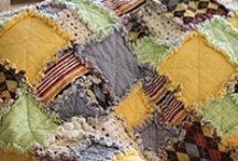 Like grandma made / Quilts, etc sewn by hand / by Rhonda Dowdy
