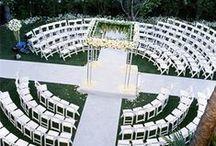 Disposition & Déco des chaises / Inspirations déco pour les chaises de votre cérémonie laïque.