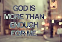 Sharper Than A Two-Edged Sword / Trust in the LORD for He is good- His love endures forever! / by Nicole Sluder