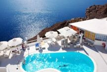 Artemis Suites, Santorini / Artemis Suites is a place of quintessential Santorini architectural style and elegance. It is located 250 meters above the Aegean Sea exactly on the edge of the biggest Caldera of the world.